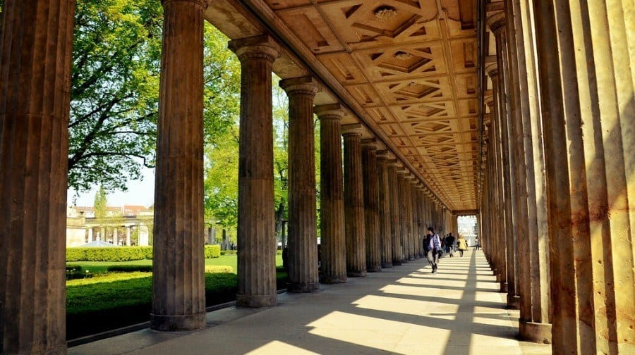 Museum Island, Berlin Germany