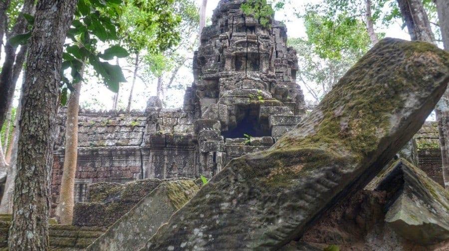 Cambodia Temple Ta Nei
