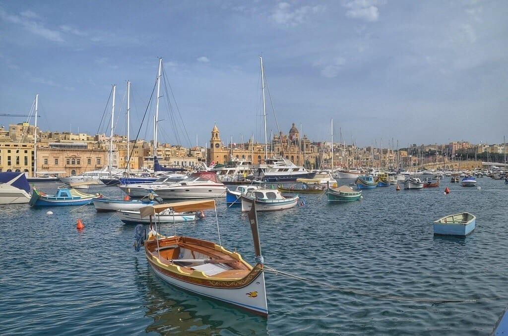 Senglea Malta