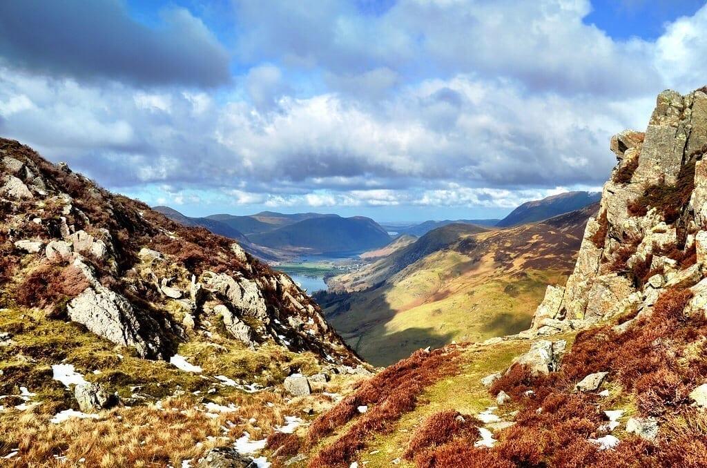 Honister Pass England