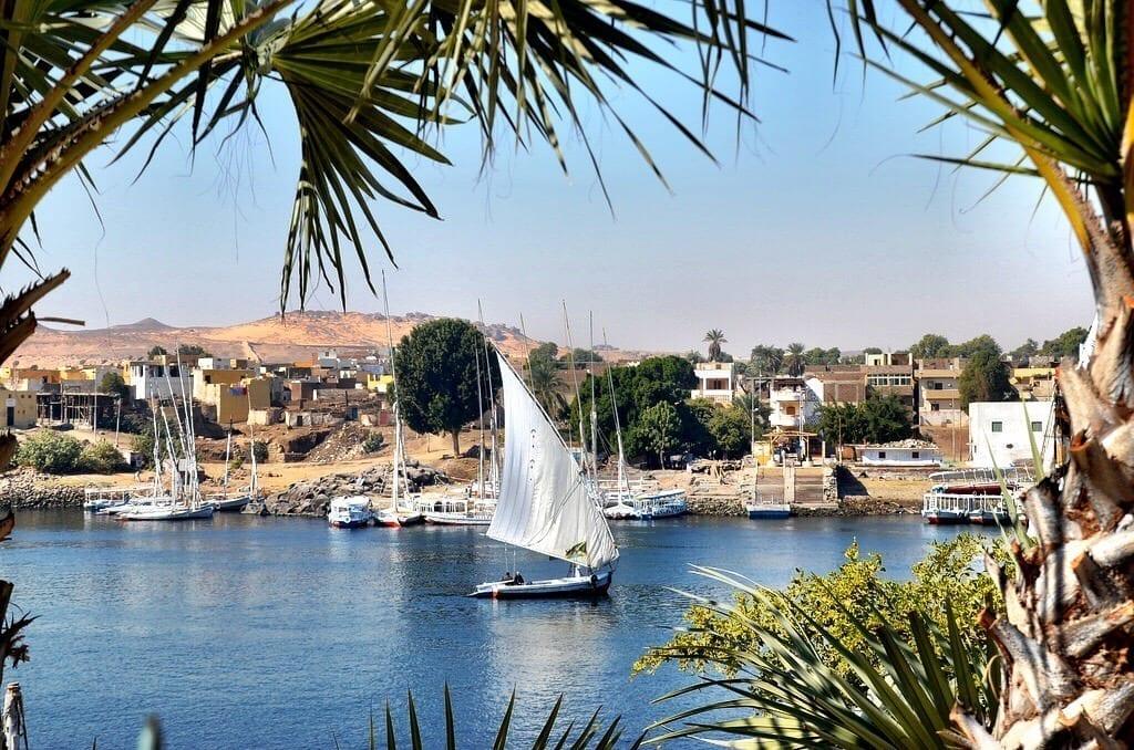 Felucca Egypt