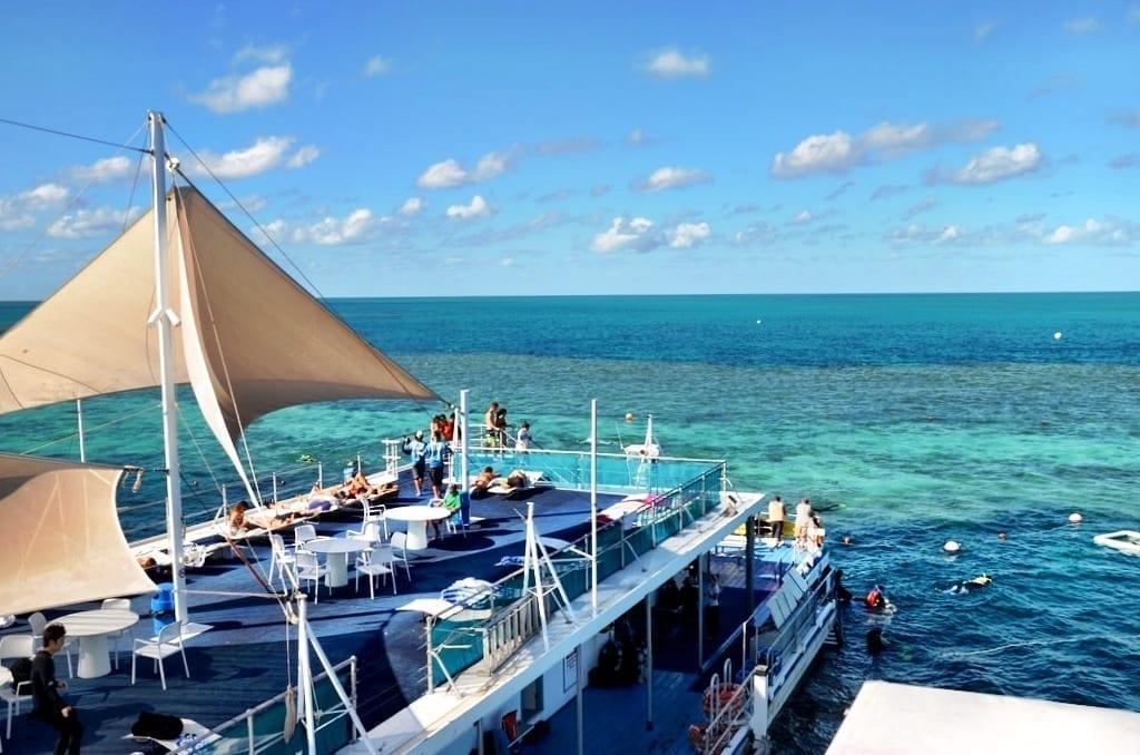 Reefsleep Queensland Australia