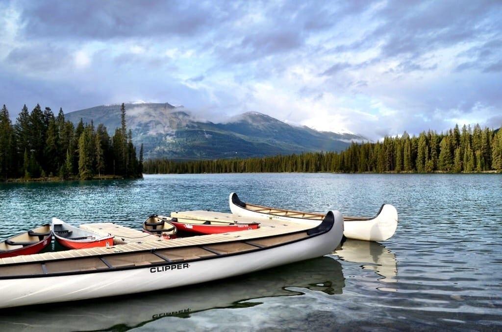 Fairmont Jasper Park Lodge Alberta Canada