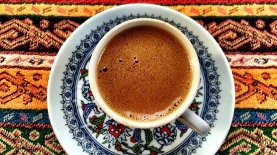 Coffee Istanbul Turkey