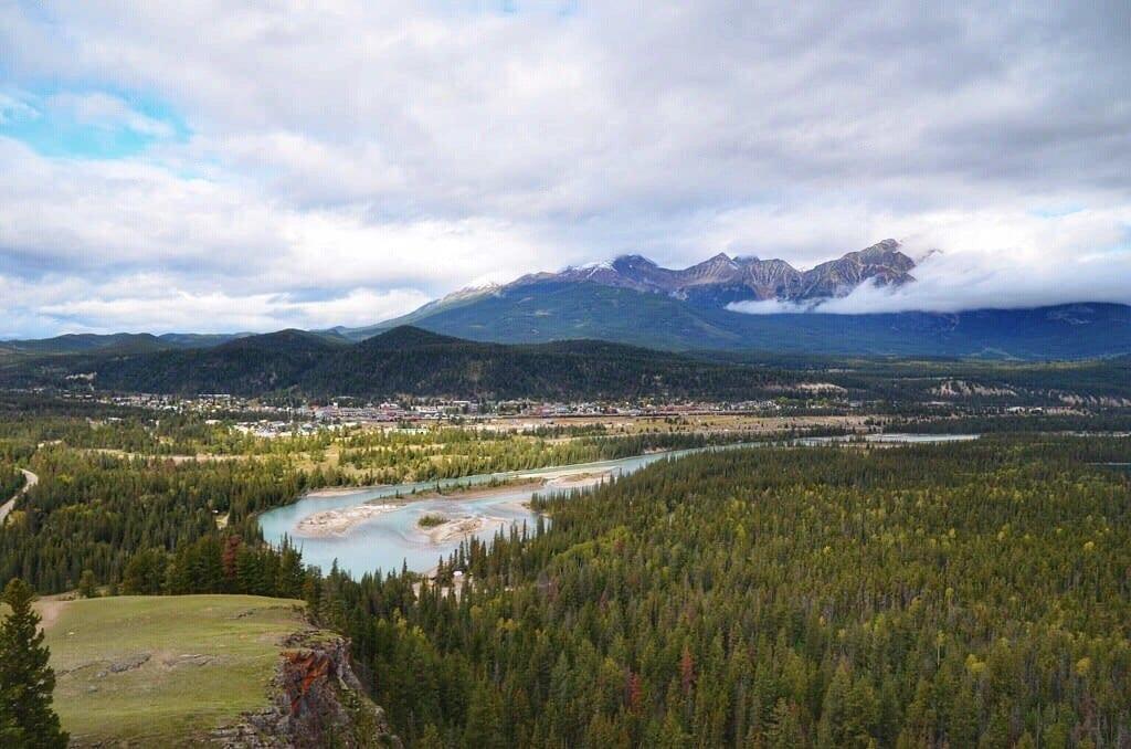 Jasper National Park Alberta Canada