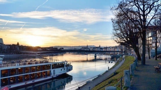 Viking River Cruise Basel Switzerland