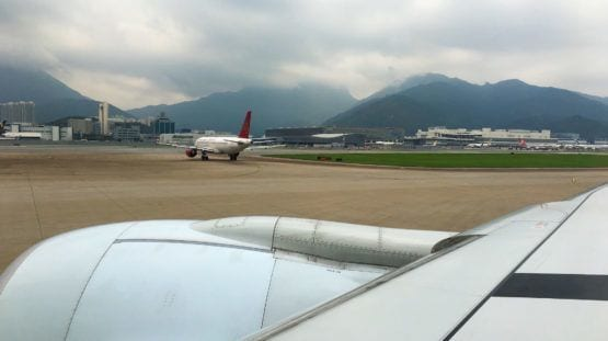 Cathay Pacific Hong Kong