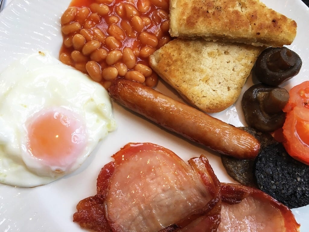 Ireland Irish breakfast