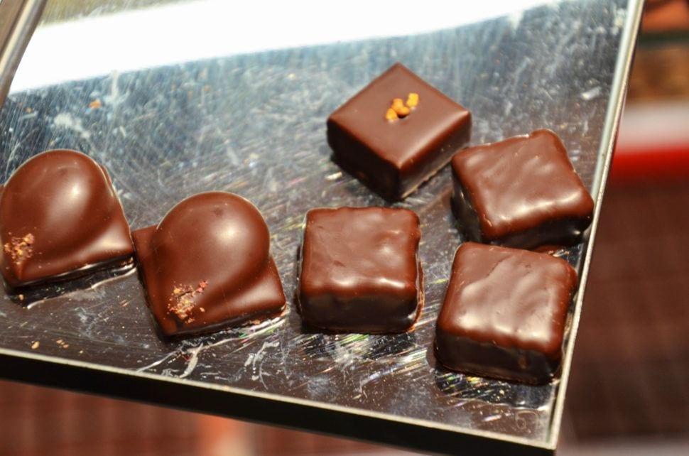 Chocolate Paris France
