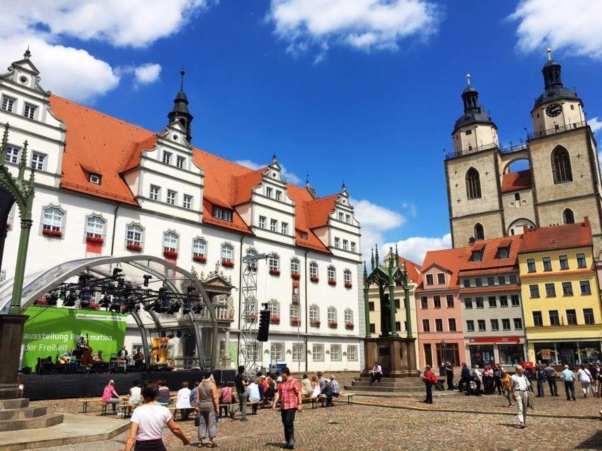 Germany Wittenberg