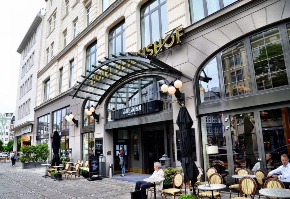 Hotel Reichshof Hamburg Germany