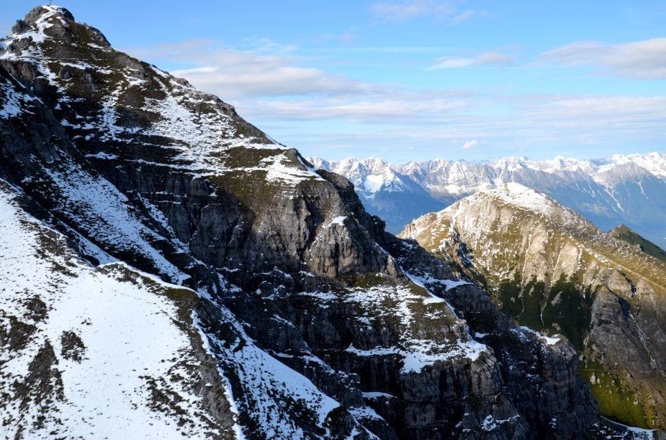 Austrian Alps Innsbruck