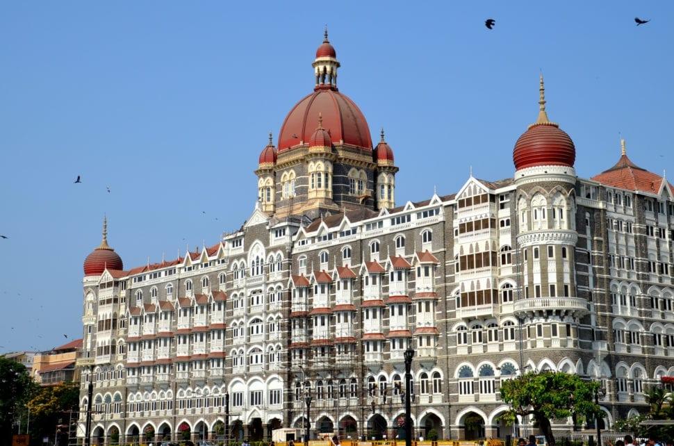 Mumbai India Taj Mahal Palace