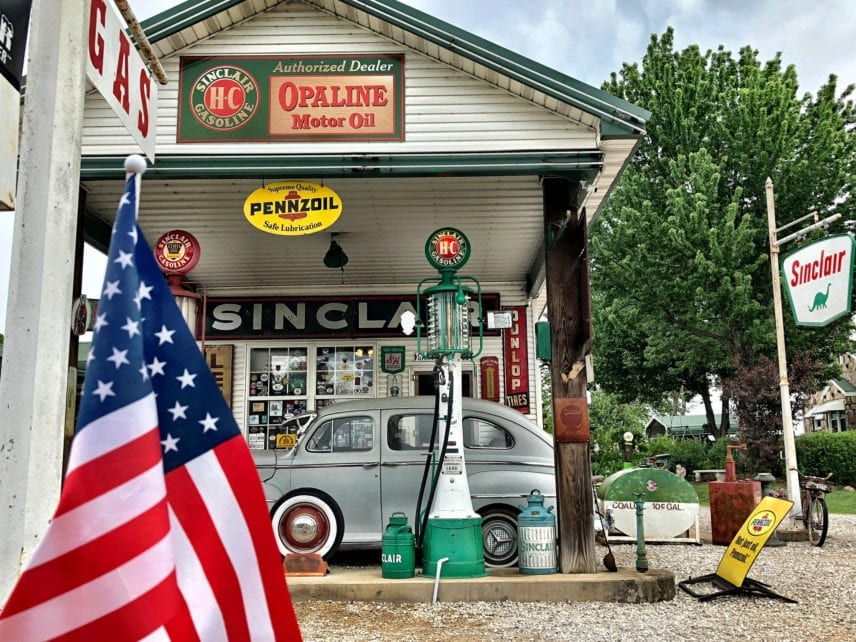 Route 66 Missouri Gary's Gay Parita