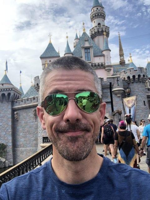 Matt Disneyland California