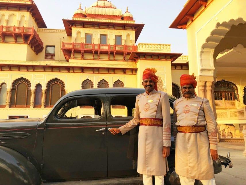 Taj Jaipur India
