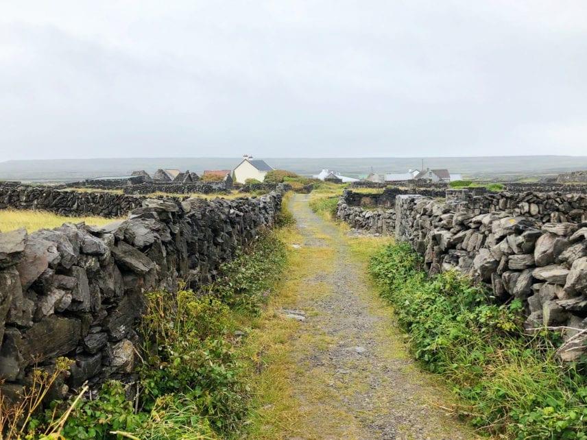 Aran Islands Ireland