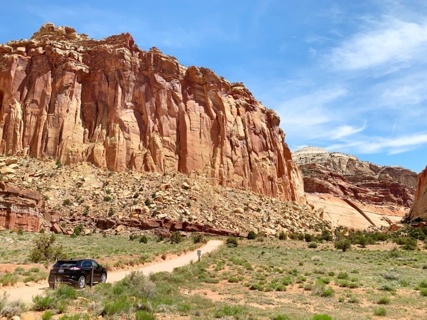 Capitol Reef National Park Utah