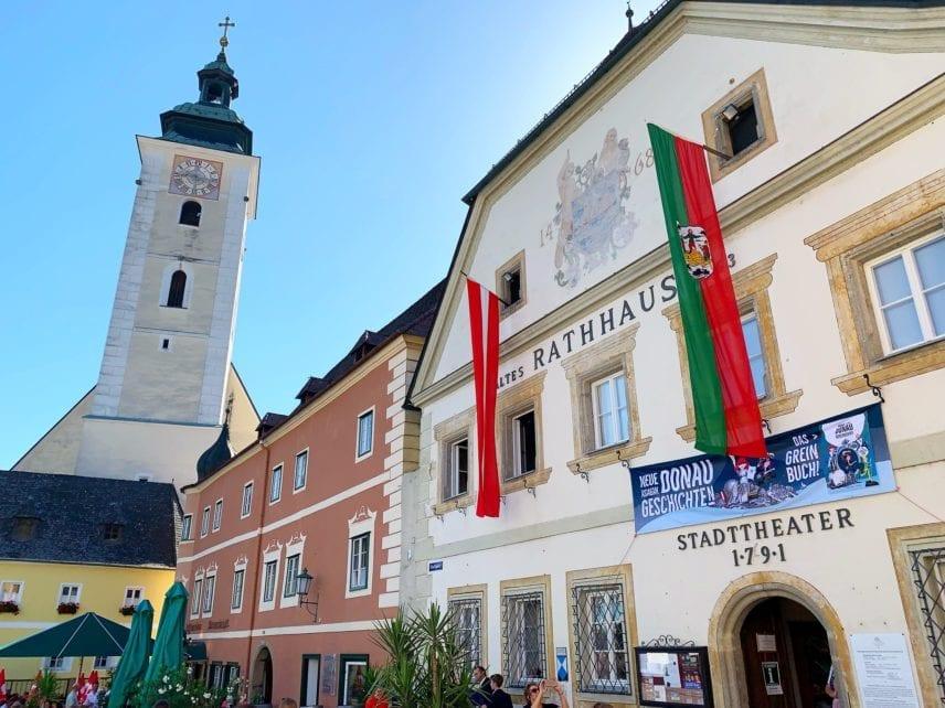 Grein Austria