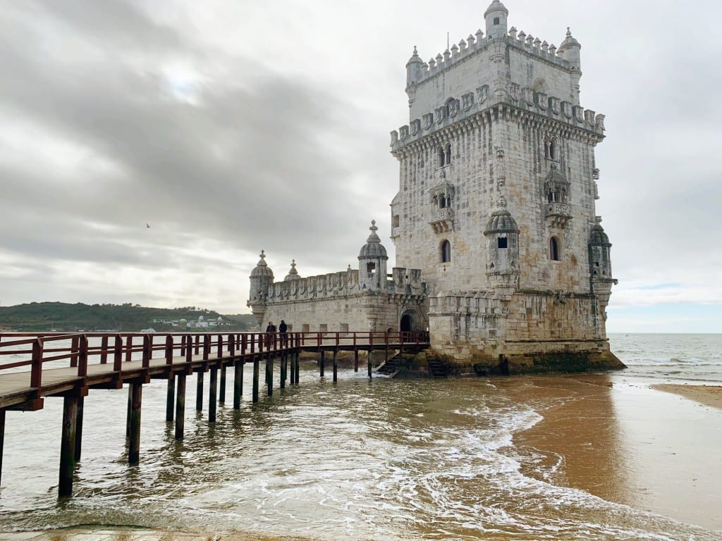 Belm Tower in Lisbon