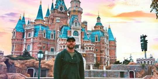 Brandon Shanhai Disneyland