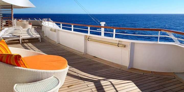 Crystal Cruises Serenity