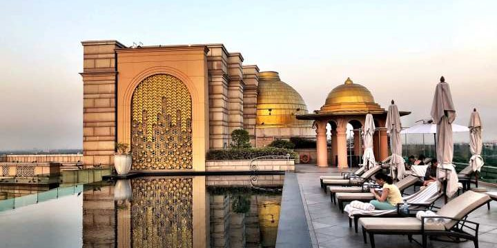 Leela Palace New Delhi India