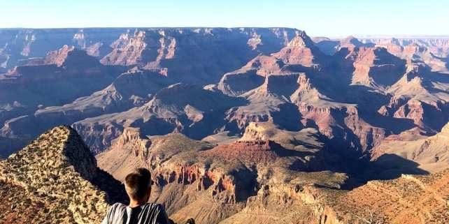 Matt Long Grand Canyon