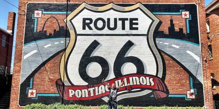 Route 66 Matt Illinois