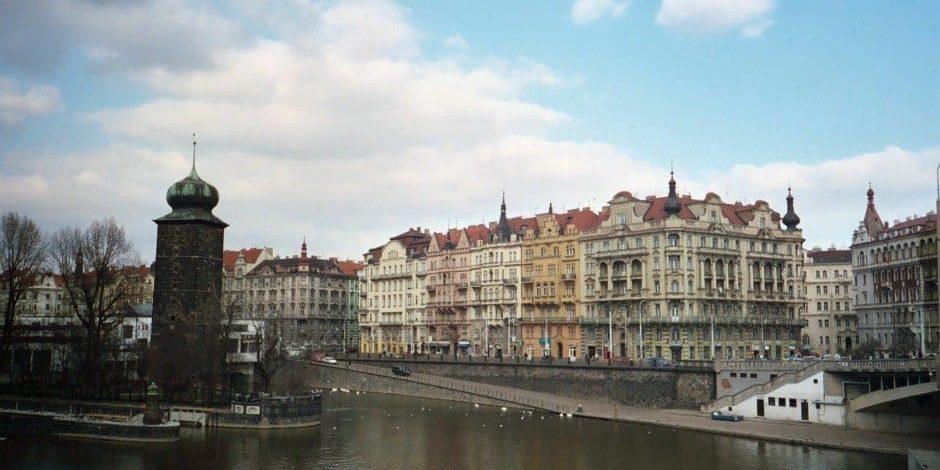 Prague Views - Vltava River